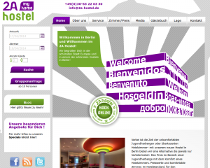 Homepage 2a-Hostel